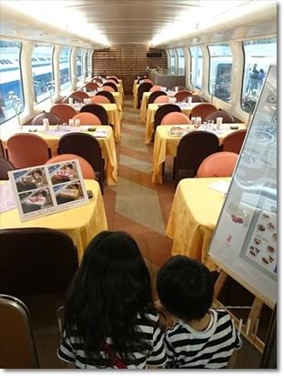 100系168形式新幹線電車 新幹線初の2階建車両(食堂車)